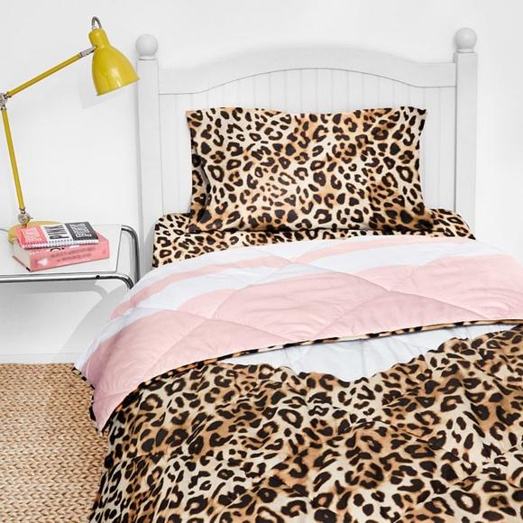 Pink Comforter Set Victoria Secret Queen